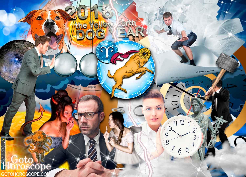 Aries 2018 Horoscope in the Work Sphere