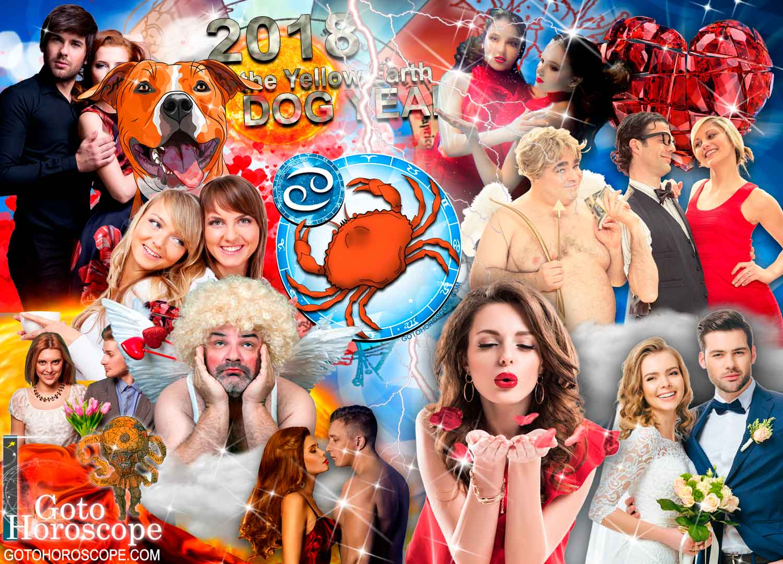 2018 Horoscope Cancer in the Love Sphere