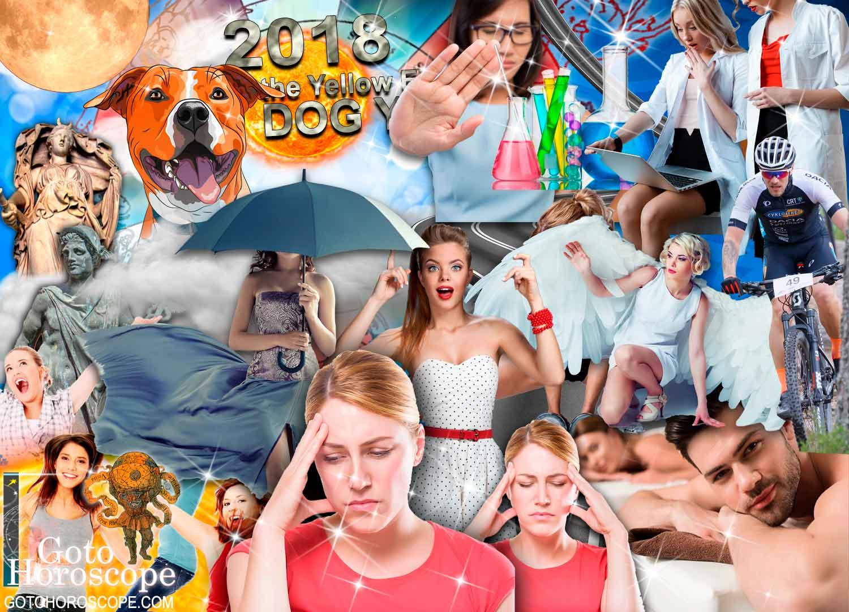 2018 Horoscope in the Health Sphere