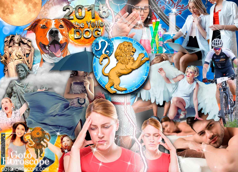 Leo 2018 Horoscope in the Health Sphere