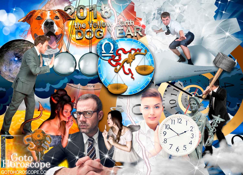 Libra 2018 Horoscope in the Work Sphere