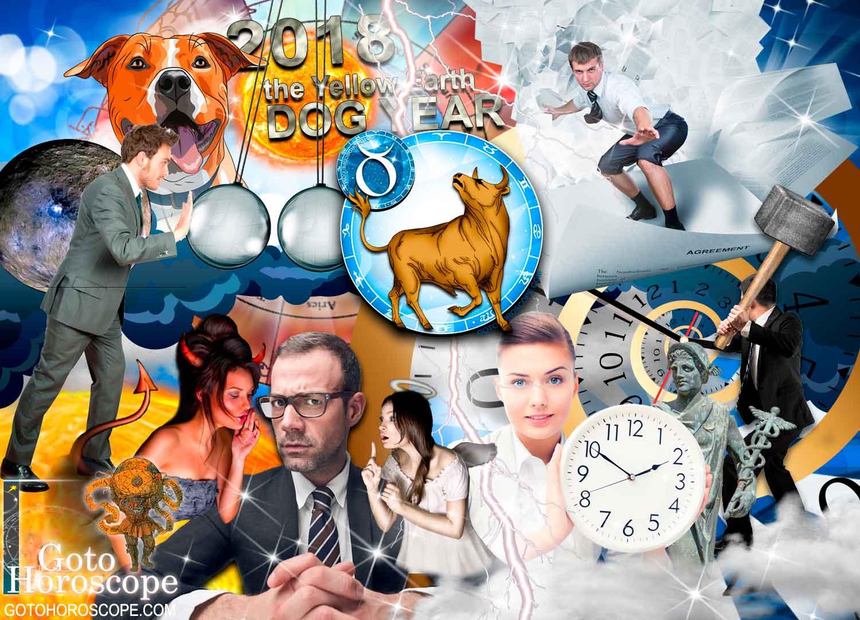 Taurus 2018 Horoscope in the Work Sphere