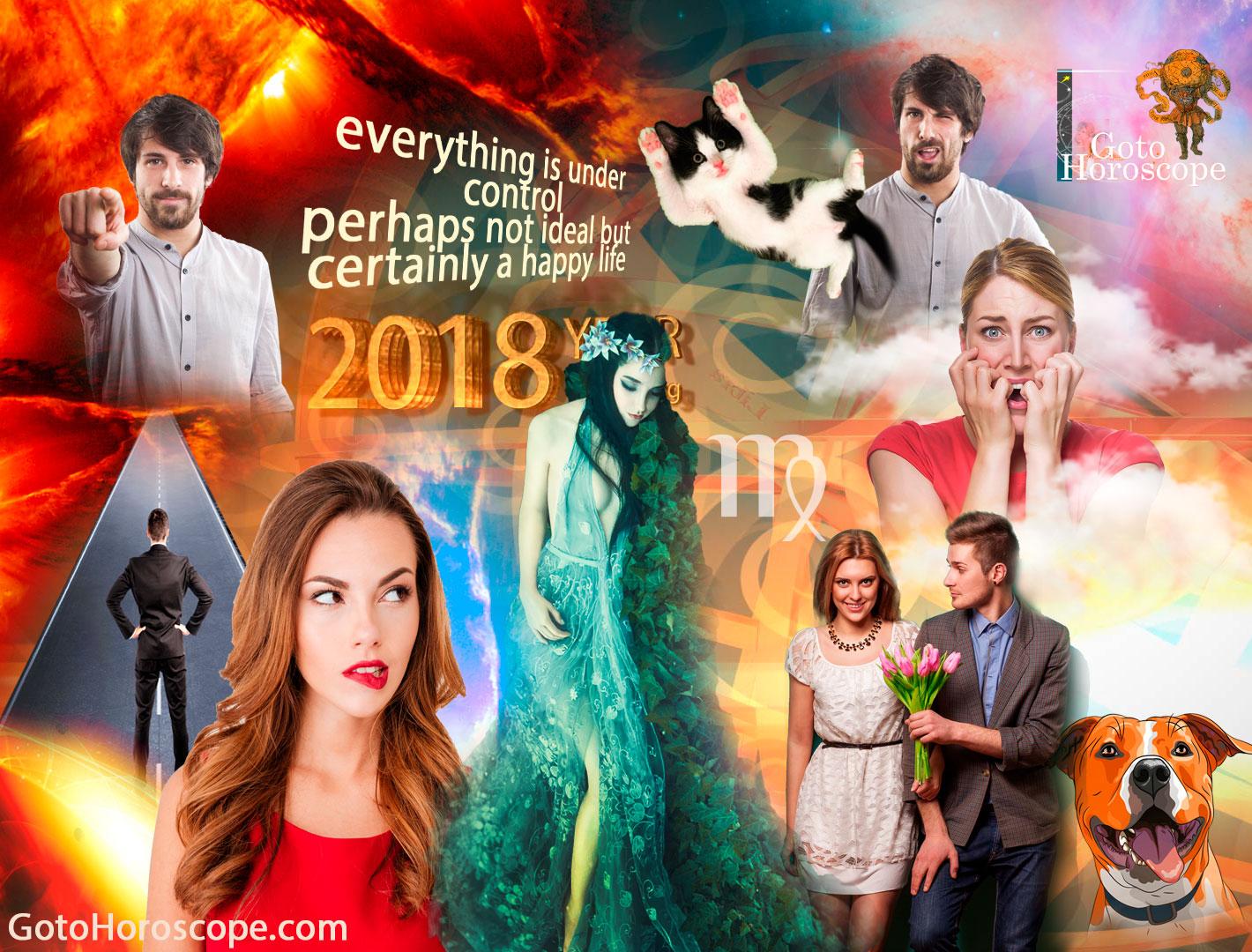 Virgo 2018 Horoscope Part 1