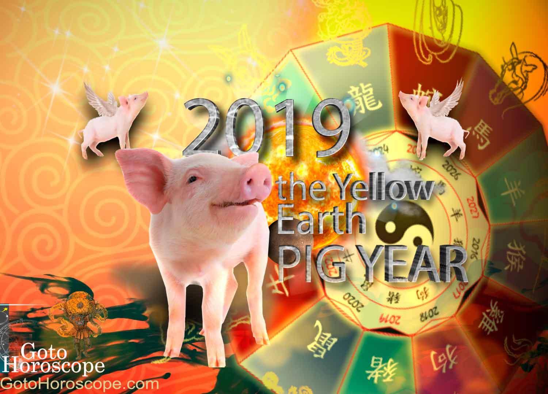 Eastern Horoscope for the Bull for 2019 4