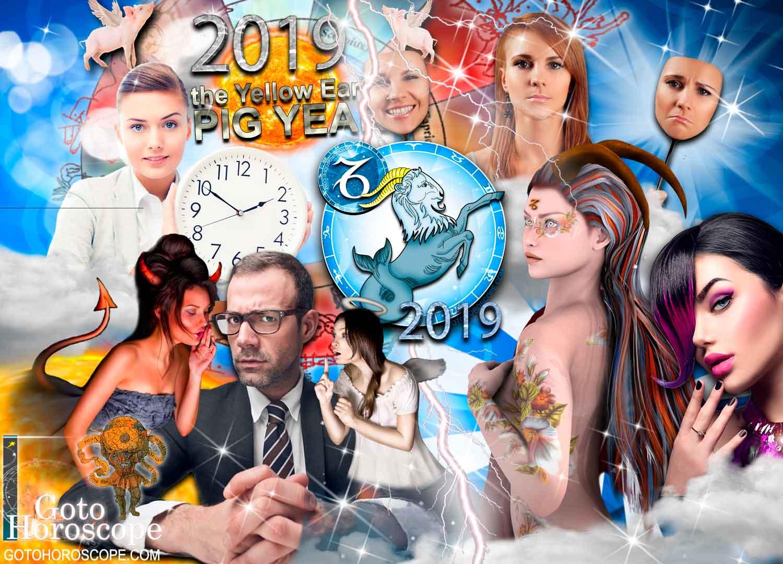Capricorn 2019 Horoscope Part 1