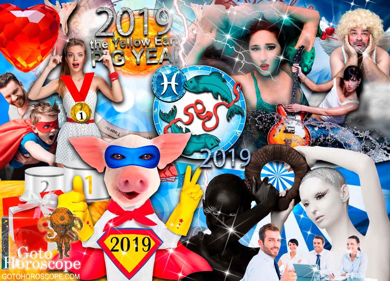 Pisces 2019 Horoscope Part 2