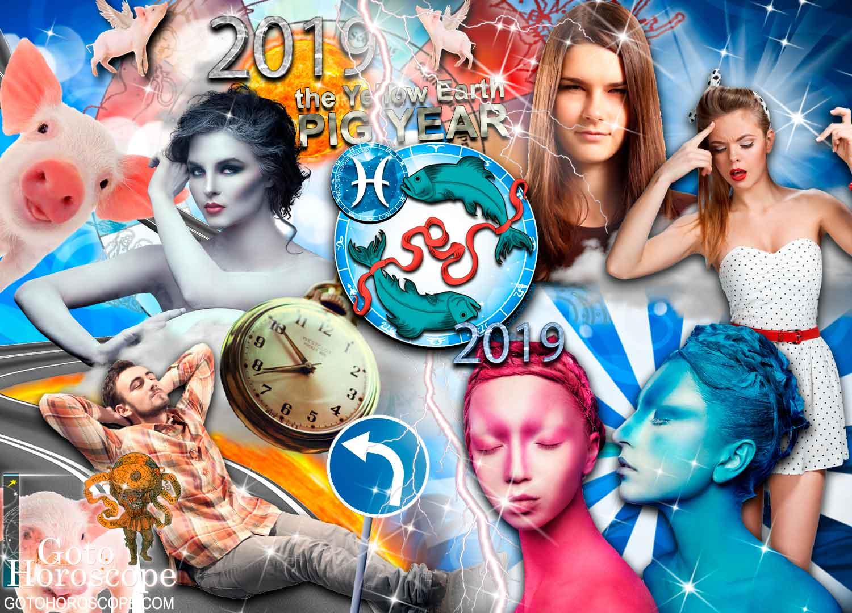 Pisces 2019 Horoscope Part 3