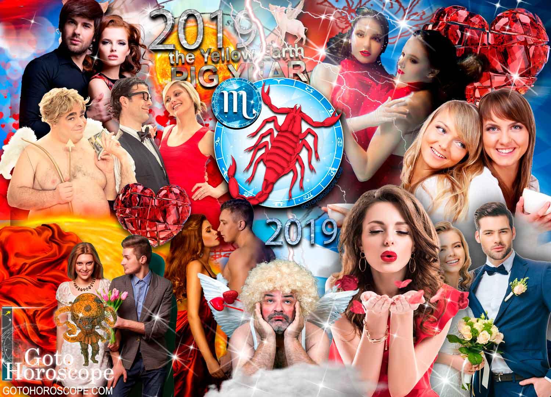 Horoscope for 2019 for Scorpions 59