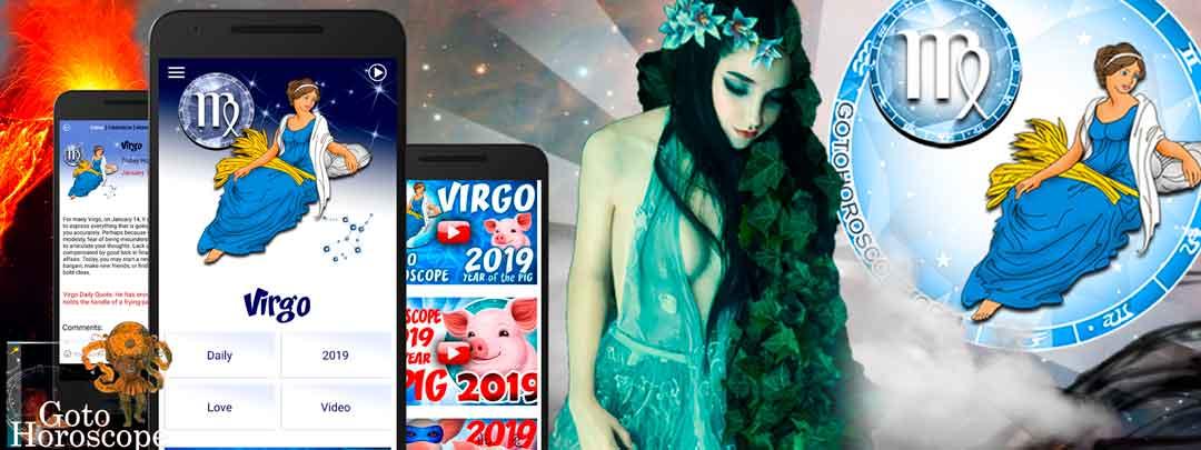 Free Daily horoscope App for Virgo