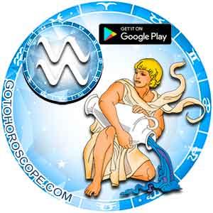 Download horoscope App for Aquarius