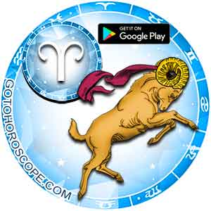 Download horoscope App for Aries
