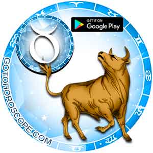 Download horoscope App for Taurus