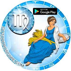Download horoscope App for Virgo
