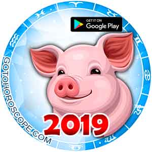 Download horoscope App for the year of the PIG
