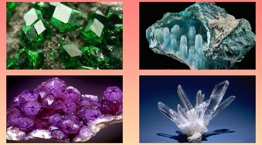 crystals and birthstones of your Zodiac sign