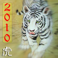 2010 horoscope for the year of the Tiger