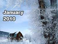 January 2010 monthly horoscope
