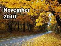 November 2010 monthly horoscope