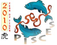 December 2010 Pisces monthly horoscope