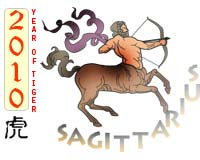 September 2010 Sagittarius monthly horoscope