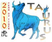 September 2010 Taurus monthly horoscope