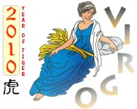 January 2010 Virgo monthly horoscope