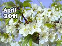 April 2011 monthly horoscope