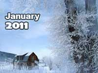 January 2011 monthly horoscope