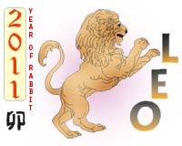 January 2011 Leo monthly horoscope