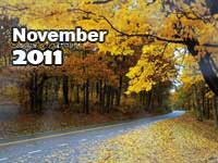 November 2011 monthly horoscope