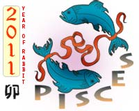 October 2011 Pisces monthly horoscope