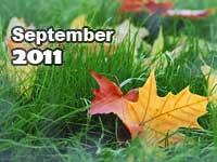 September 2011 monthly horoscope