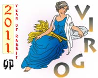 April 2011 Virgo monthly horoscope