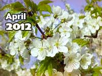 April 2012 monthly horoscope