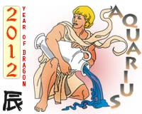 May 2012 Aquarius monthly horoscope