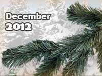 December 2012 monthly horoscope