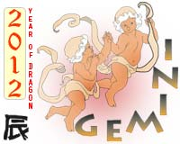 January 2012 Gemini monthly horoscope