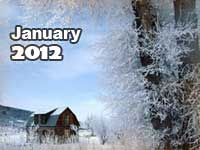January 2012 monthly horoscope