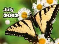 July 2012 monthly horoscope