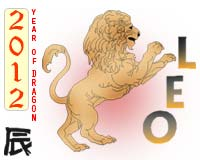 October 2012 Leo monthly horoscope