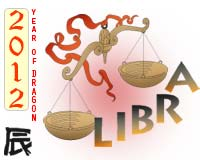 September 2012 Libra monthly horoscope