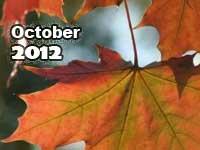October 2012 monthly horoscope
