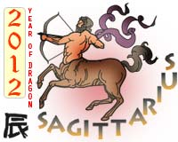 February 2012 Sagittarius monthly horoscope