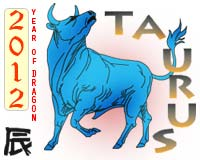 July 2012 Taurus monthly horoscope