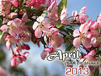 April 2013 monthly horoscope
