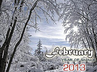 February 2013 monthly horoscope