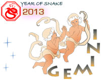 January 2013 Gemini monthly horoscope