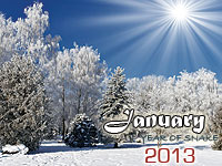 January 2013 monthly horoscope