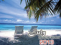July 2013 monthly horoscope