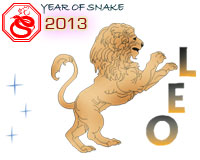 2013 horoscope leo